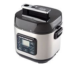 Montel Williams Living Well Pressure Cooker