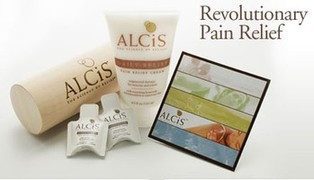 ALCiS Pain Relief Cream