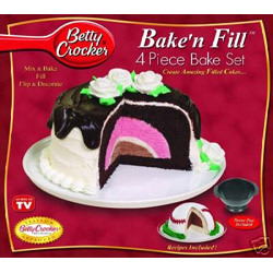 Betty Crocker - Bake N Fill