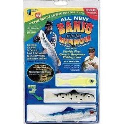 Banjo Completely Weedless Minnow Fishing System