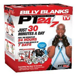 Billy Blanks PT 24/7