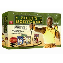 Billy Blanks Boot Camp Dvd & Bands Bootcamp