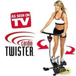 Cardio Twister by Brenda DyGraf
