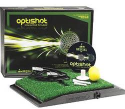 Dancin Dogg Optishot Golf Simulator