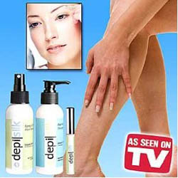 Depil Silk Hair Removal