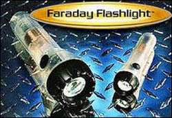 Faraday / Everlife Flashlight