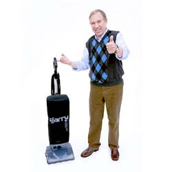 Garry Ultra Light Upright Vacuum