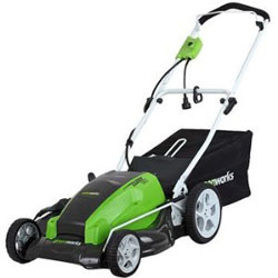 Greenworks Battery Powered Garden Tools