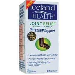 Iceland Joint Relief Formula