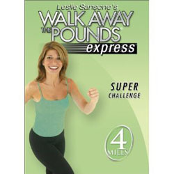 Leslie Sansone - Walk Away the Pounds Express