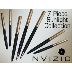 NVIZIO 7 Piece Pen Set