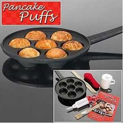 Pancake Puffs Pan