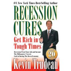 Recession Cures by Kevin Trudeau