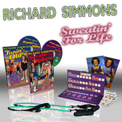 Richard Simmons Sweatin For Life