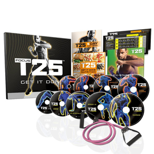 Shaun T. Focus T25 Workout