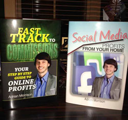 Social Media Profits From Home