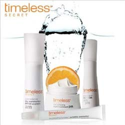 Timeless Secret with Intuitive Radiance Complex