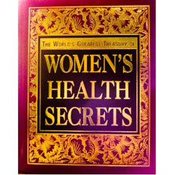 Treasury of Womens Health Secrets