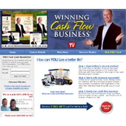Winning in Cash Flow by Russ Dalbey